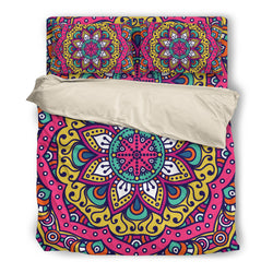 Mandala III Bed Set