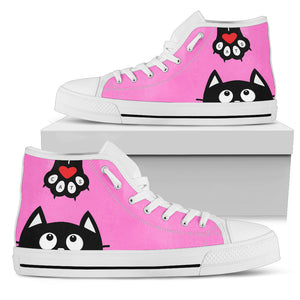 Cat Paw High Tops (Women's)