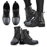 Express Steampunk Quilted Boots (Women's)