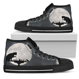 Moon Cat Shoes (Women's) - Hello Moa