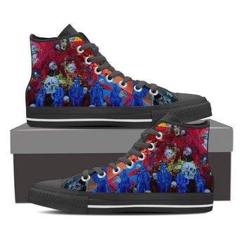 Skull Series II High Tops