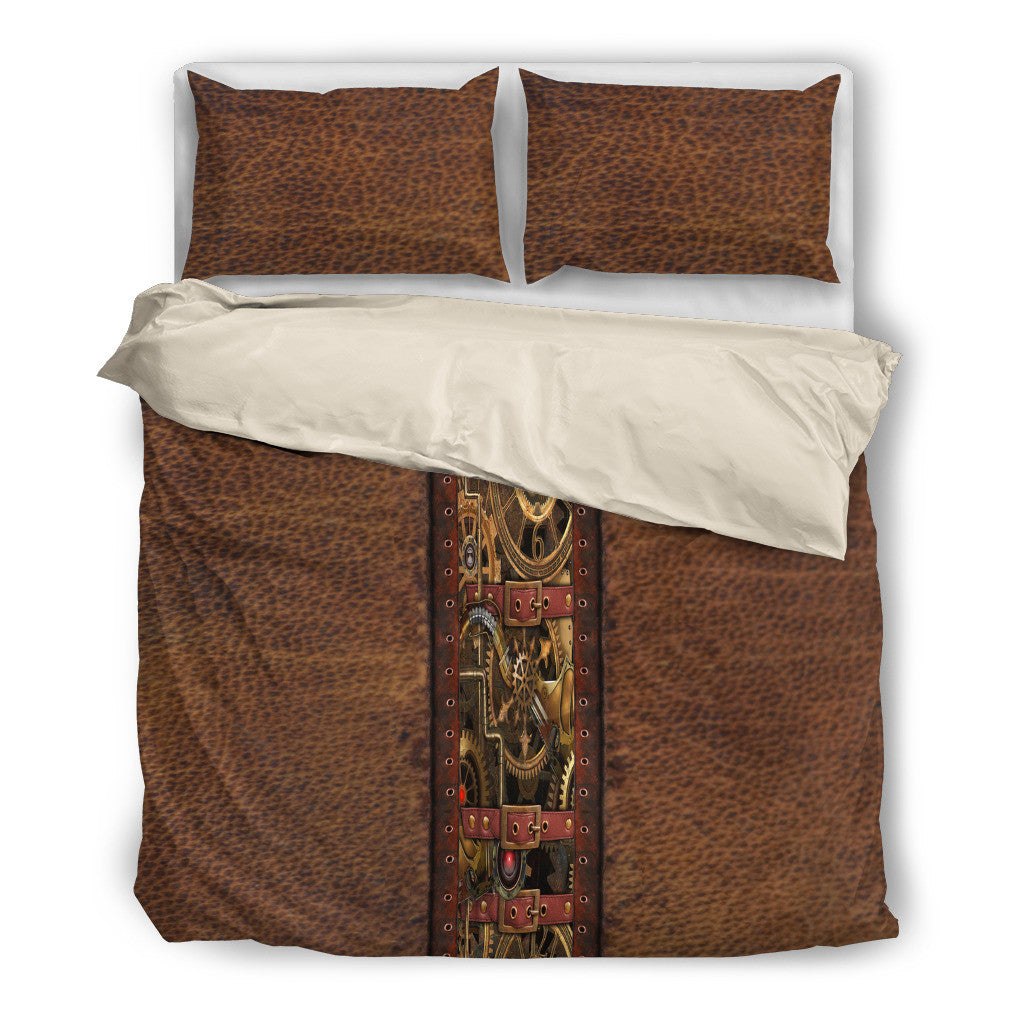 Steampunk Bedding Set