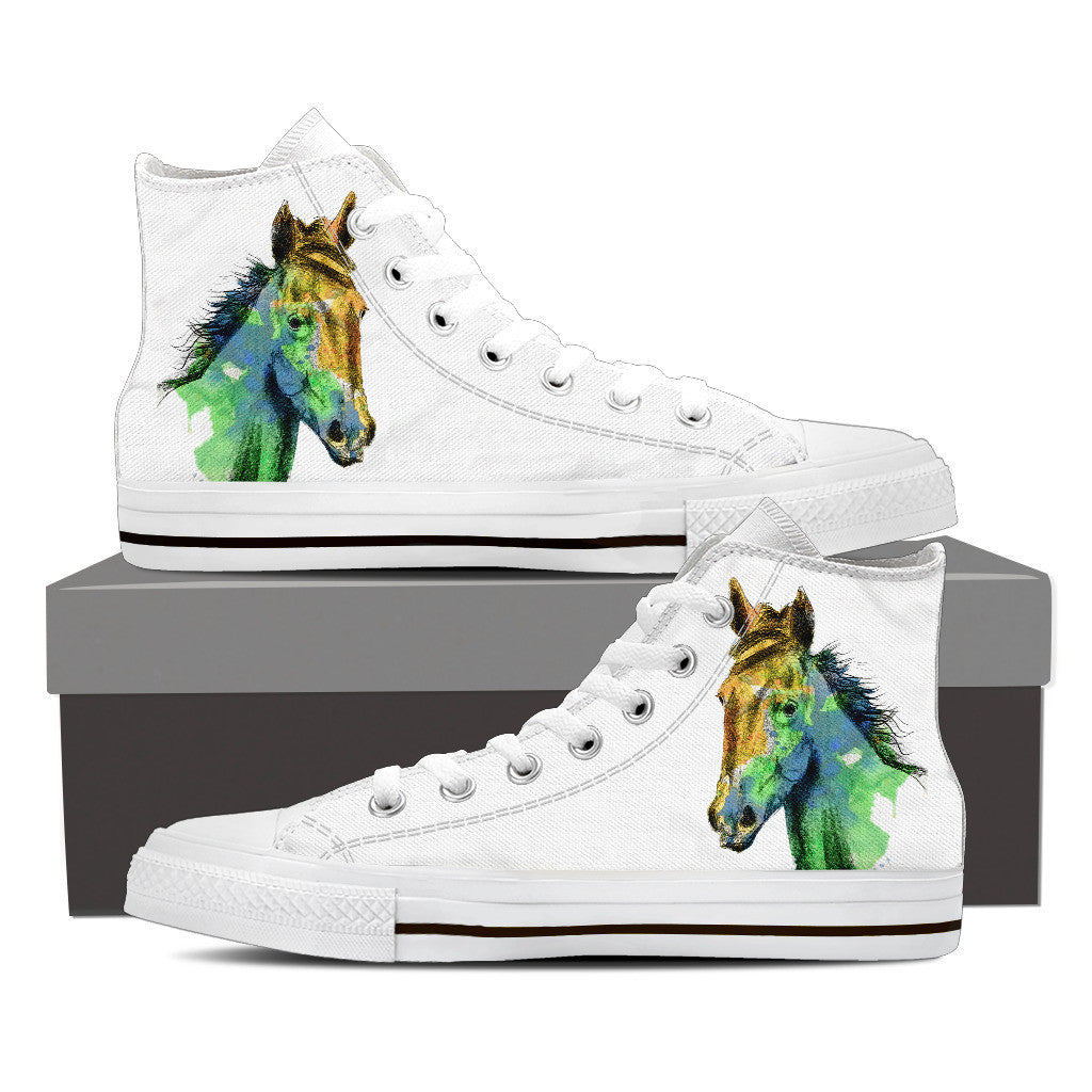 Horse Series II High Tops (Women's)