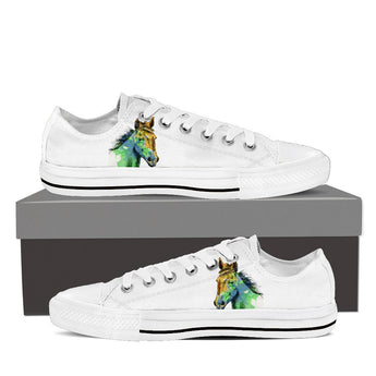 Horse Series III Low Tops