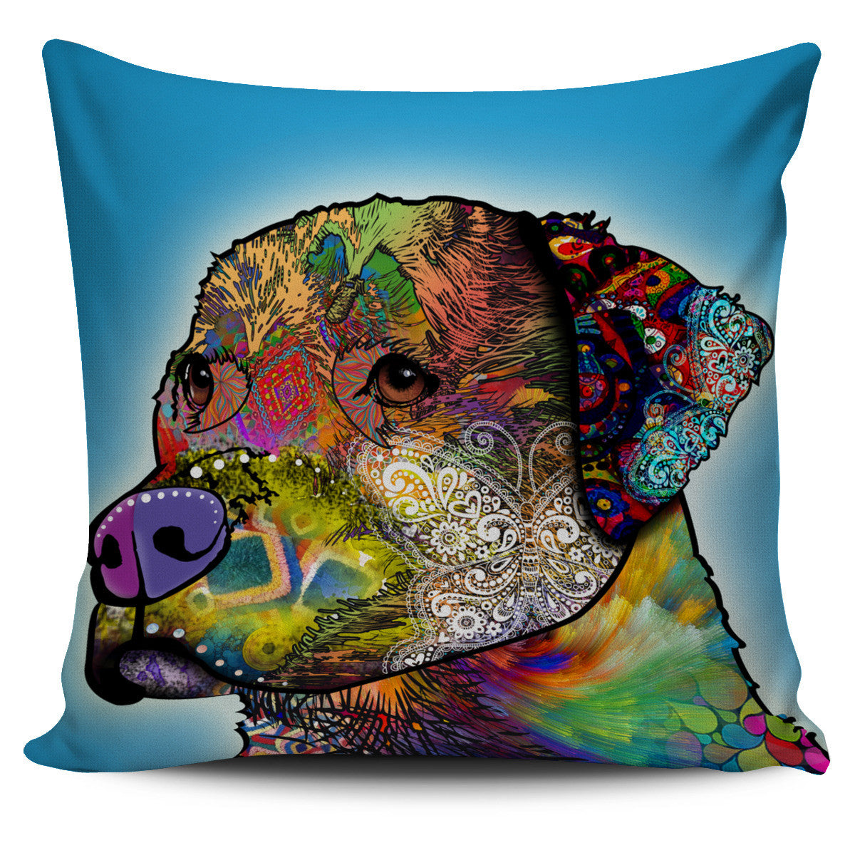Labrador Series II Pillow Cover