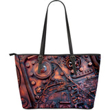 Copper Circuit Large Tote