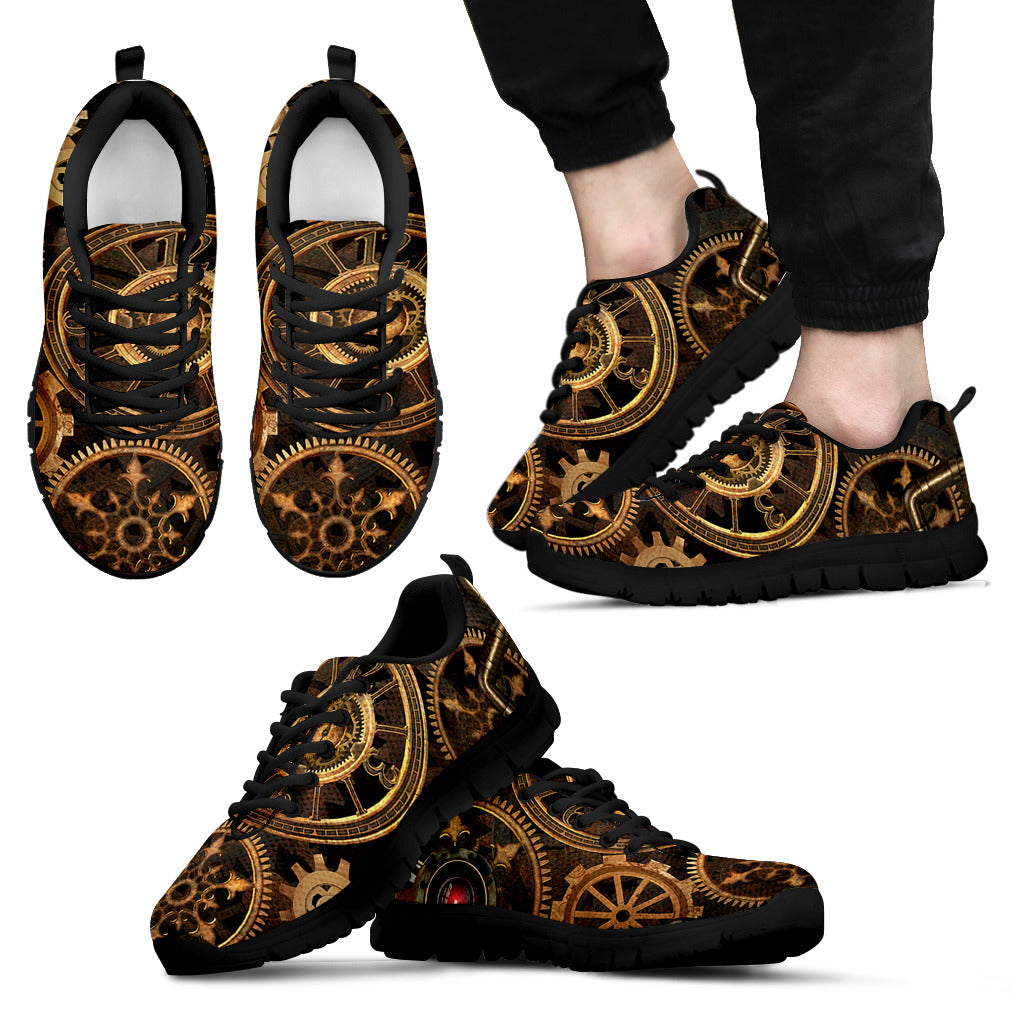 Express Steampunk Gear Shoes (Men's)