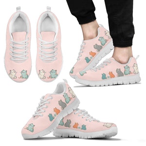Plump Cat Sneakers