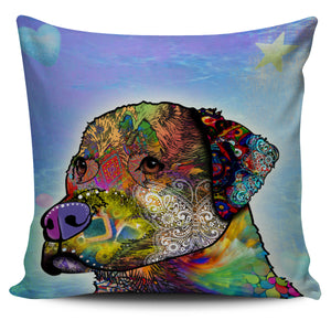 Labrador Series III Pillow Cover - Hello Moa