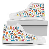 Express Colorful Cats II Shoes