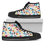 Colorful Cats II Shoes