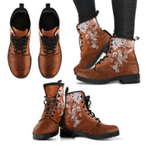 Express Steampunk Gear Frond Boots (Women's)