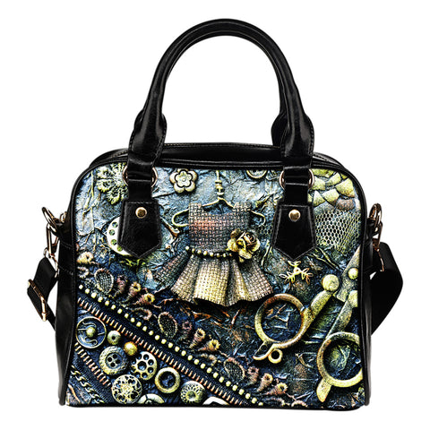 Image of Bobbin Steampunk Handbag