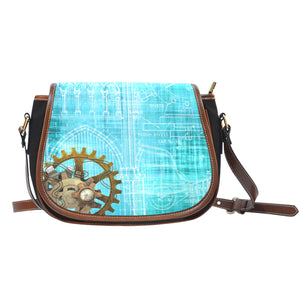 Steampunk VII Saddle Bag