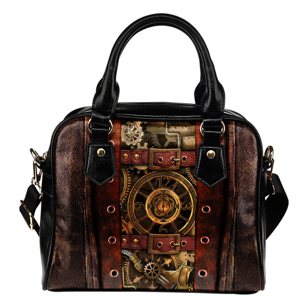 Steampunk II Shoulder Handbag