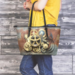 Steampunk Springs Large Tote - Hello Moa