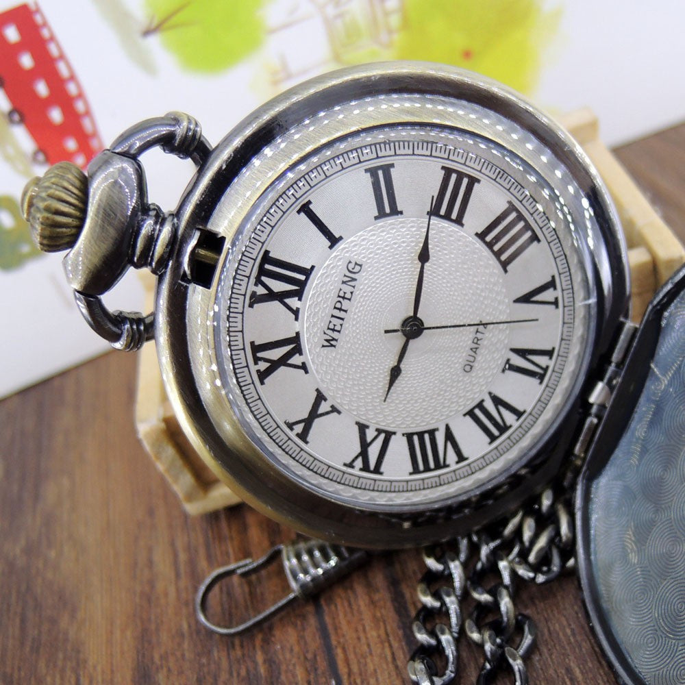 Retro Pocket Watch