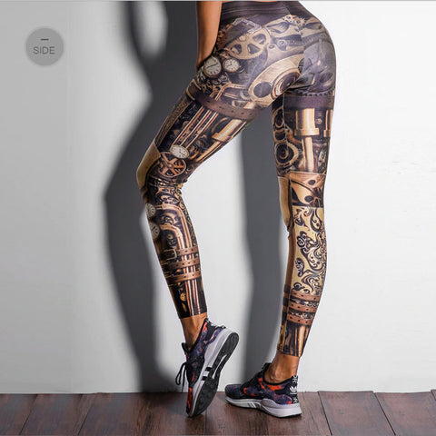 Image of Steampunk Leggings, Tops or Outfits