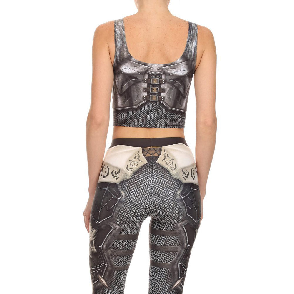 Steampunk Leggings, Tops or Outfits - Hello Moa