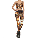 Steampunk Piston Leggings - Hello Moa
