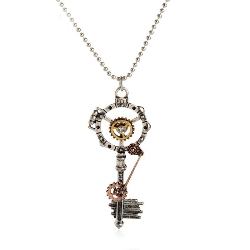 Steampunk Pendant Necklace Offer - Hello Moa