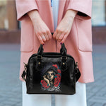 Darkside Sugar Skull Shoulder Handbag - Hello Moa