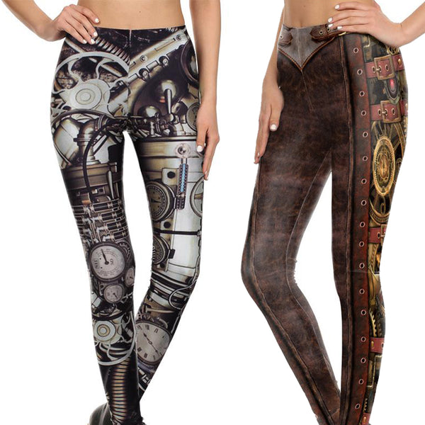 Steampunk Series II Leggings