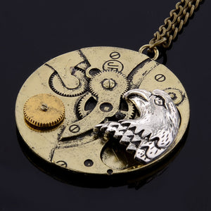 FREE Classic Steampunk Necklace Offer