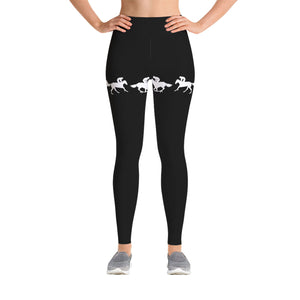 Running Horses Leggings - Hello Moa