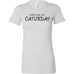 Every Day Is Caturday Tee - Hello Moa