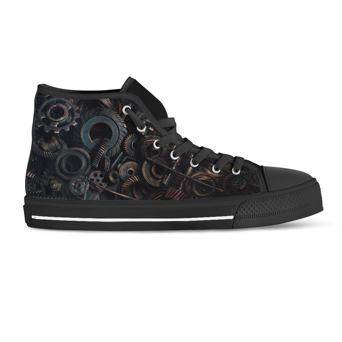 Brown Gears Shoes (Men's)