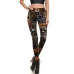 Steampunk Blade Leggings - Hello Moa