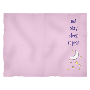 Plush Child's Poly Fleece Blanket