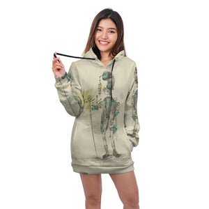 Steampunk Vagabond Hoodie Dress - Hello Moa