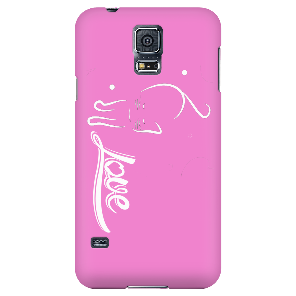 Love Cat Cell Covers - Hello Moa