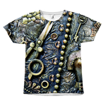 Steampunk Scissors Tee - Hello Moa