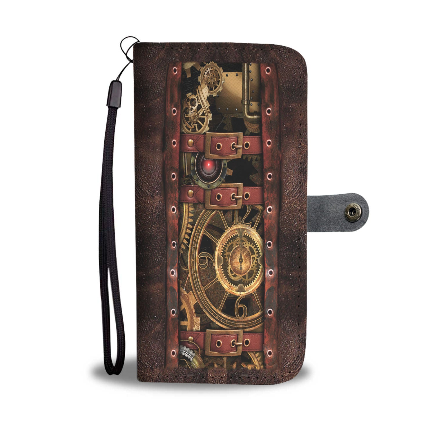 Steampunk II Wallet Case