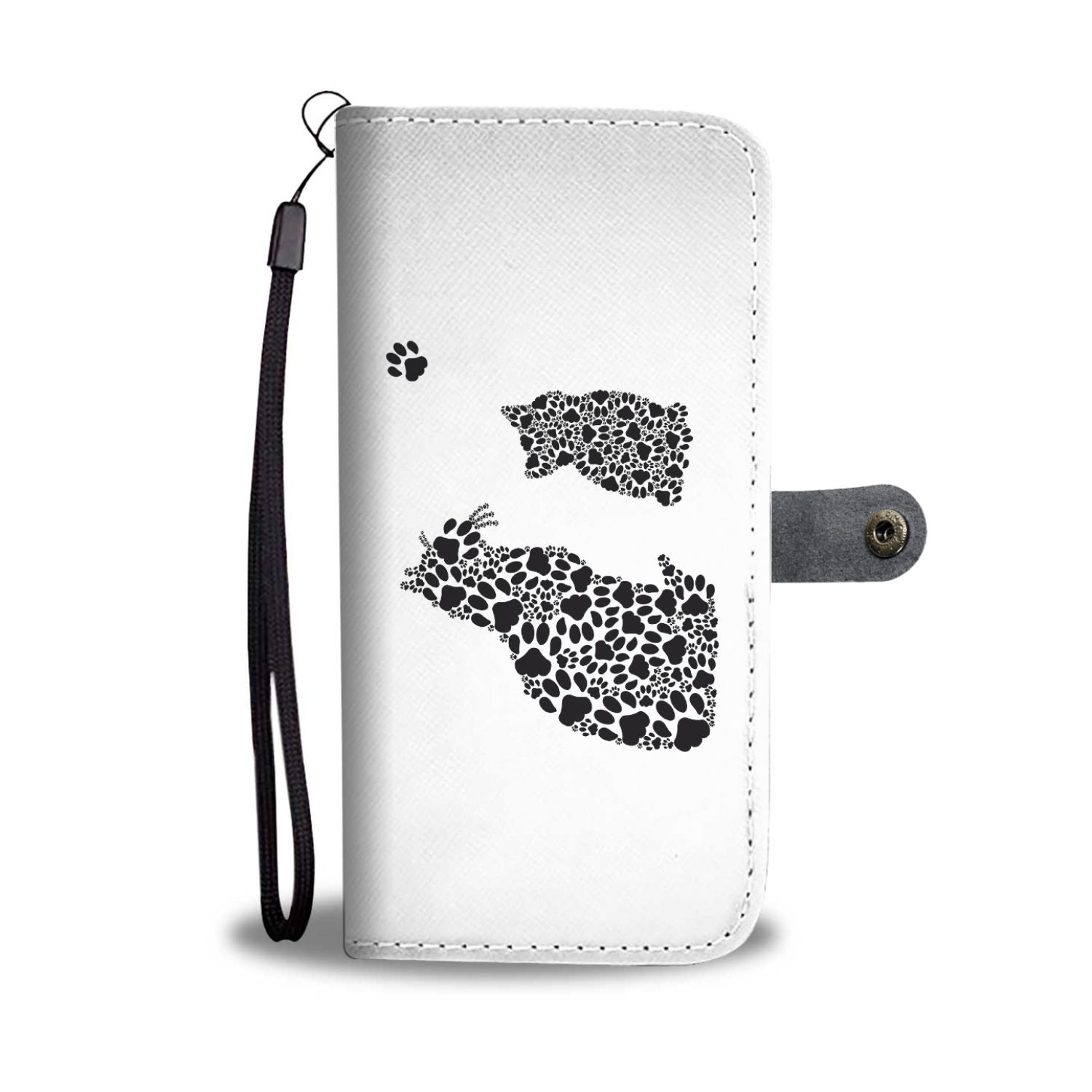 Cats Paws II Wallet - Hello Moa