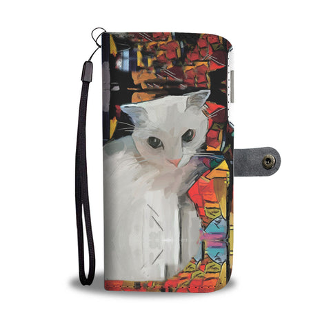 Image of Cat Art IV Wallet