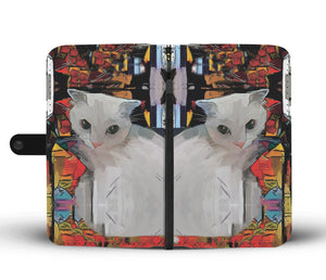 Cat Art IV Wallet
