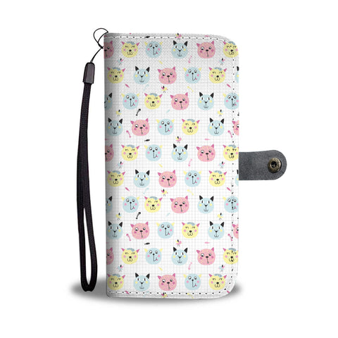 Birds & Cats Wallet