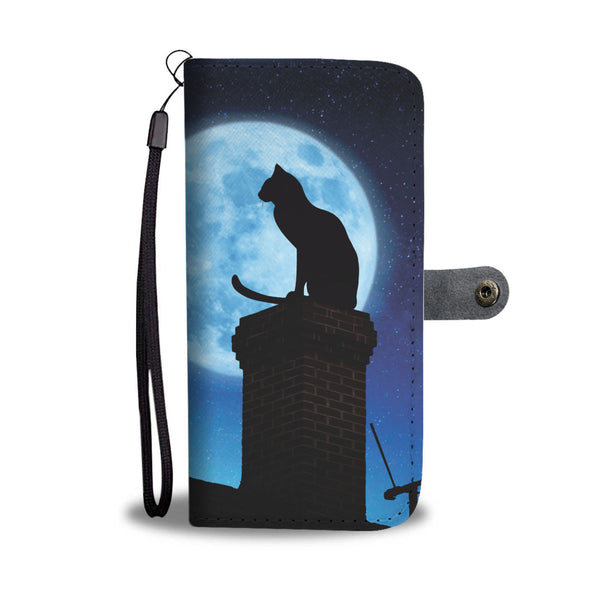 Cat & Moon Wallet