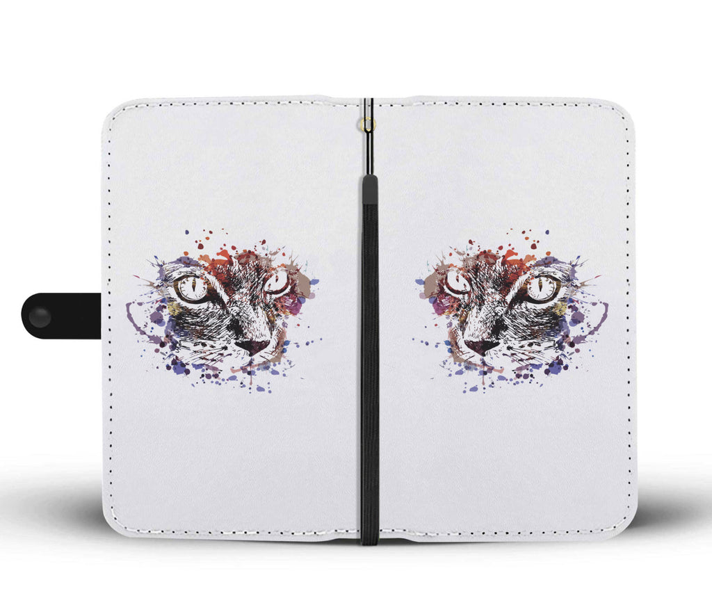 Cat Profile Wallet
