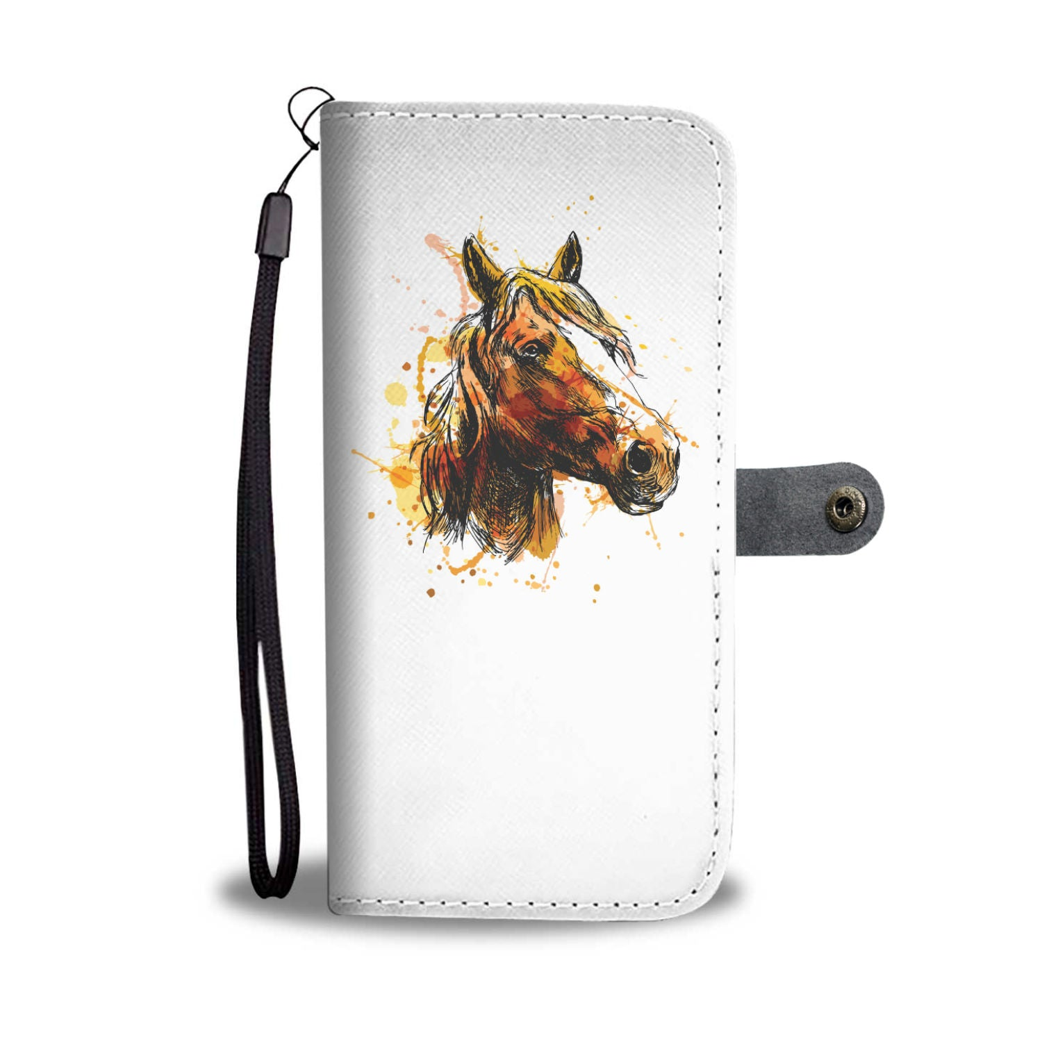 Brown Horse Wallet - Hello Moa