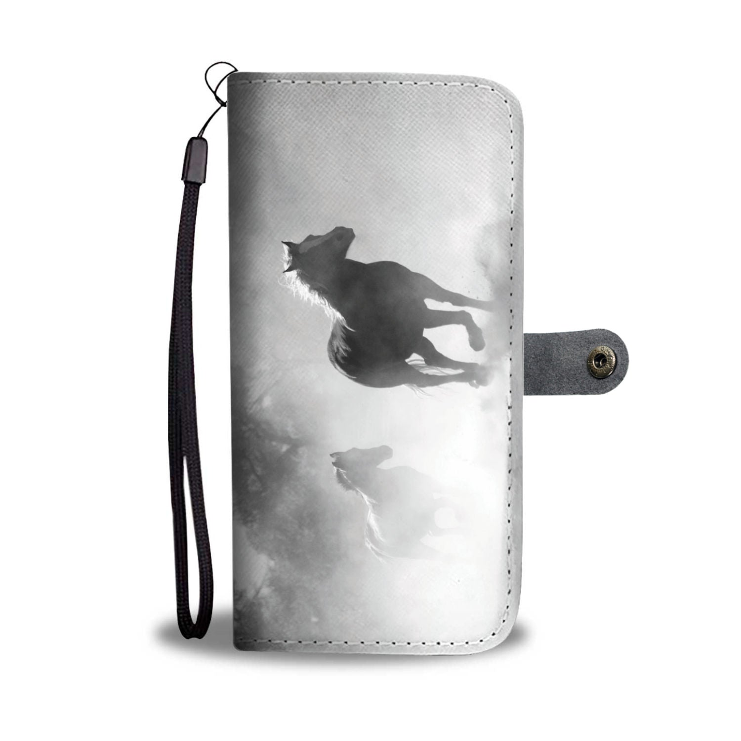 Cloud Horse Wallet - Hello Moa