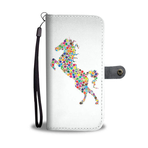 Color Horse Wallet