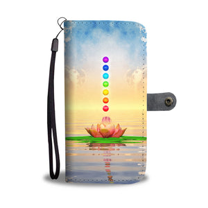 Yoga Lilly Phone Wallet