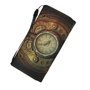 Steampunk Piston Clock Purse - Hello Moa