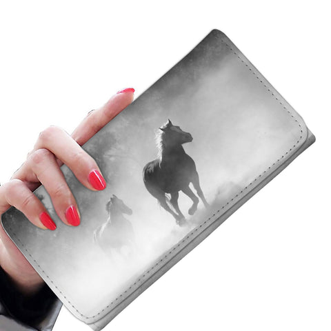 Clouded Horse Purse