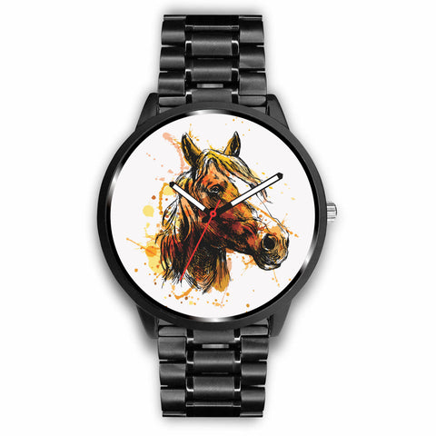 Brown Horse Watch
